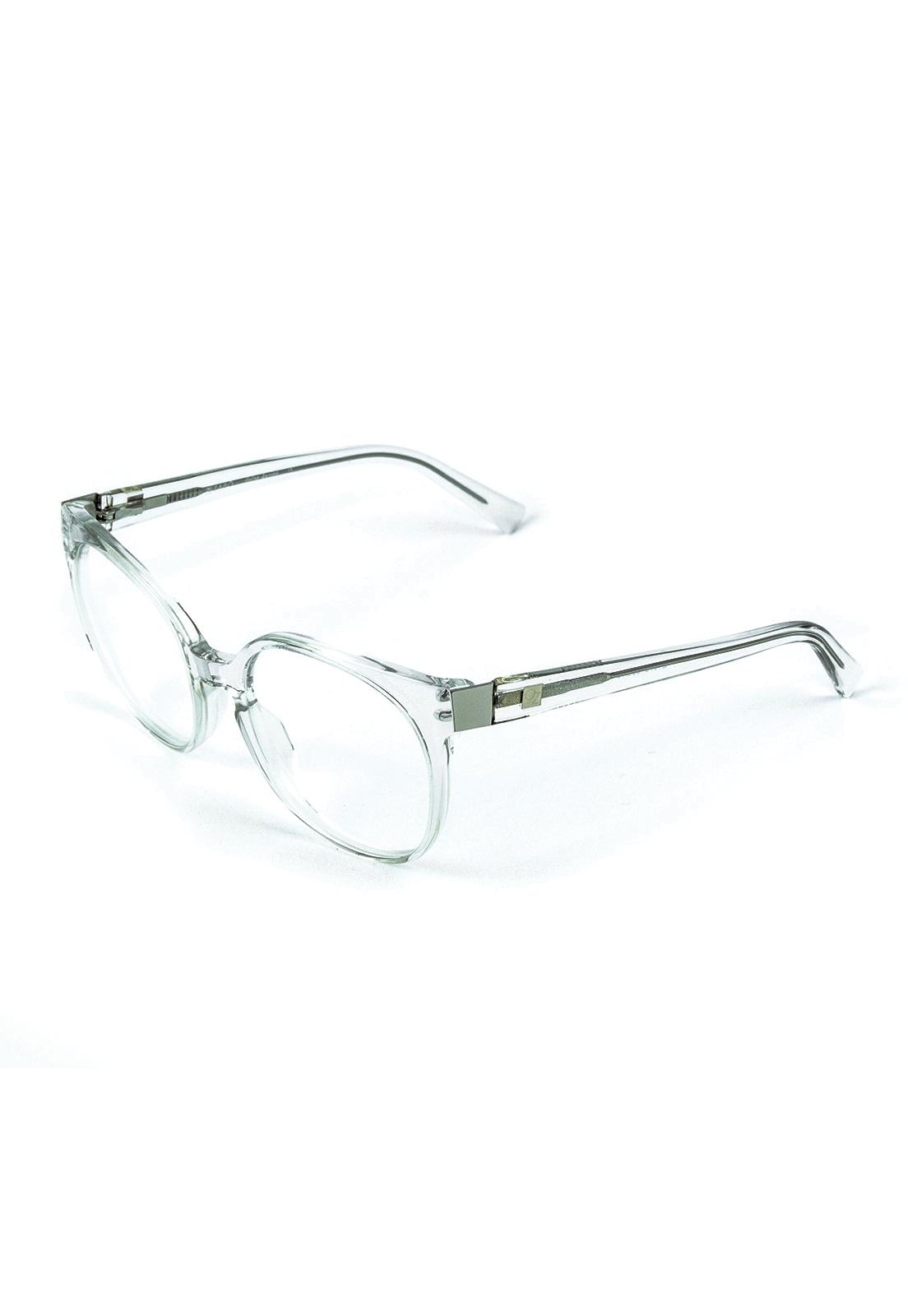 Armação para óculos de grau Zabô Praga Transparente
