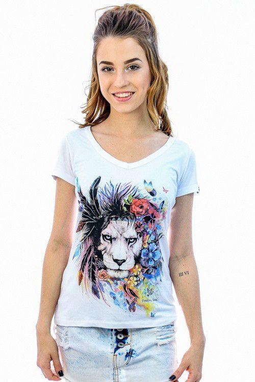Blusa Tropical King (Freedom Soul)