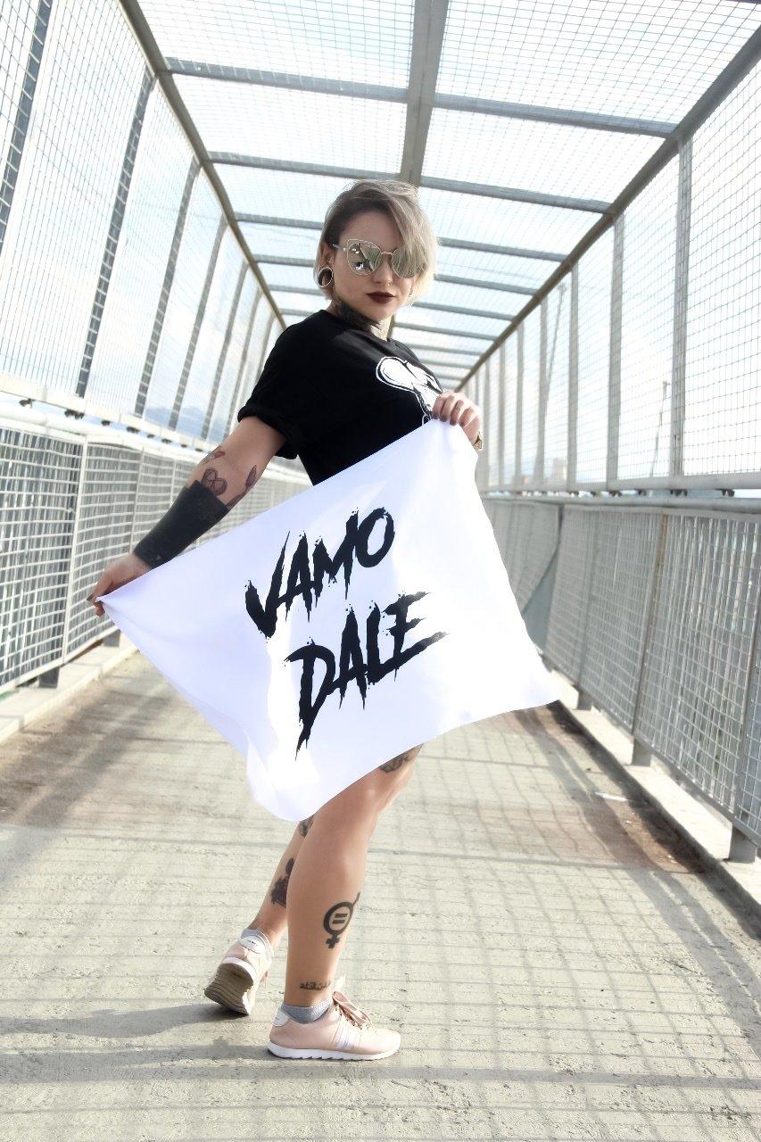 Bandeira Vamo Dale
