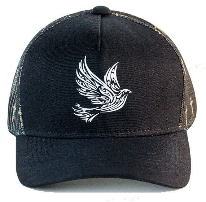 Boné Trucker Free Cross (Freedom Soul)