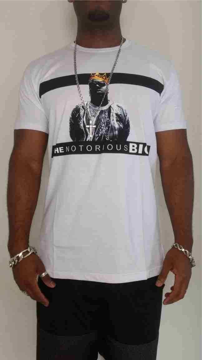 Camiseta Akanni Exclusive Notorious Big