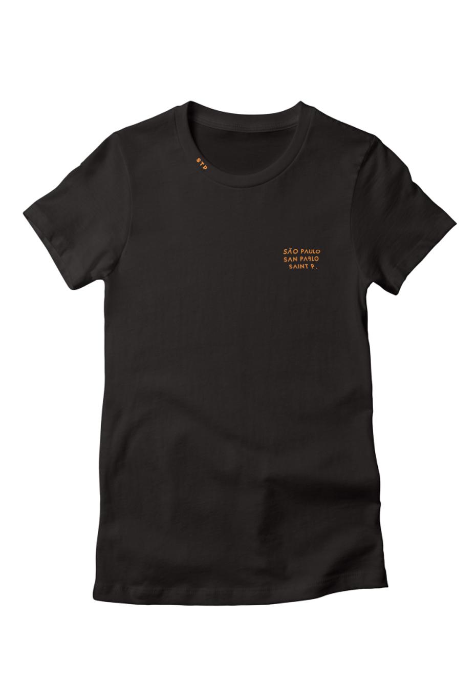 Camiseta Feminina San Pablo - Saint P.