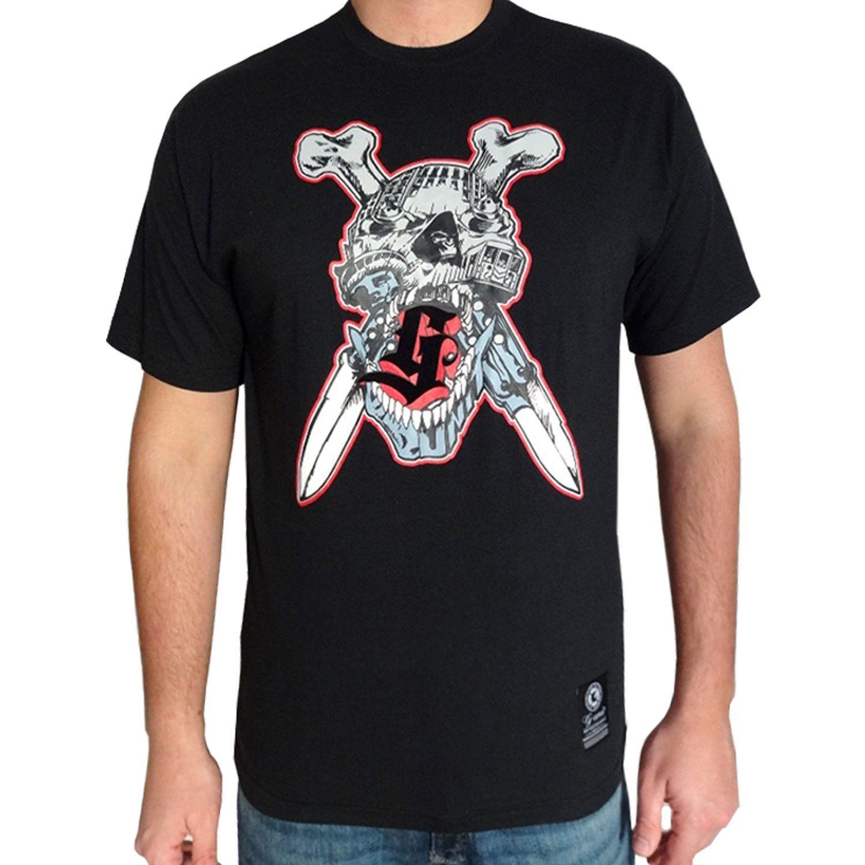 Camiseta G-Unit Skull Street