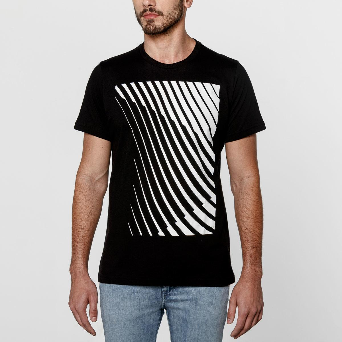 Camiseta Tresano Waves Slim Fit