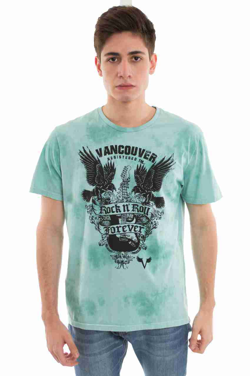 CAMISETA VANCOUVER ROCK IN ROLL
