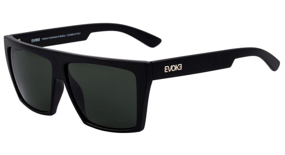 Evoke Evk 15 - Óculos de Sol - Black Shine/G15