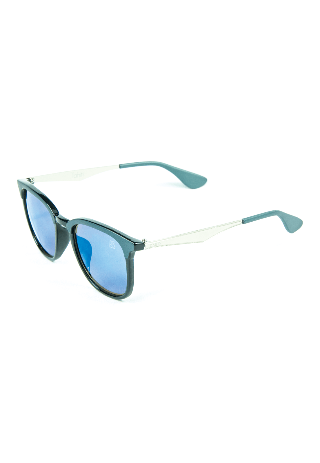 Óculos de Sol Espelhado Zabô Tahiti Azul