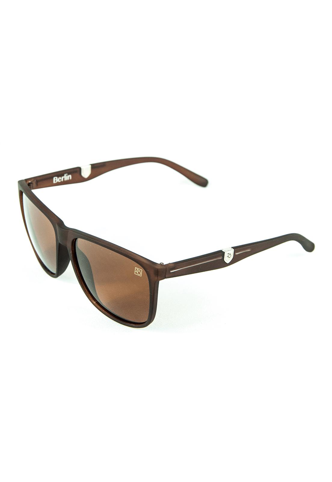 Óculos de Sol Polarizado Zabô Berlin Marrom