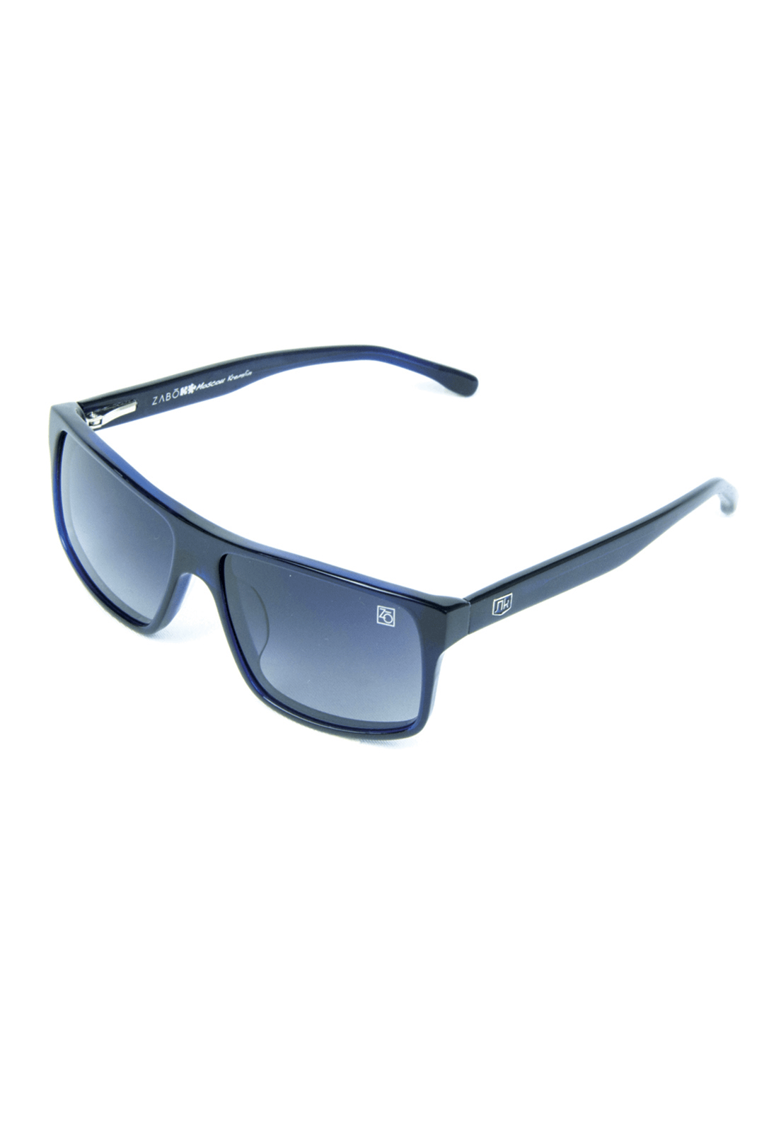 Óculos de Sol Polarizado Zabô Moscou Kemlin Azul Degradê