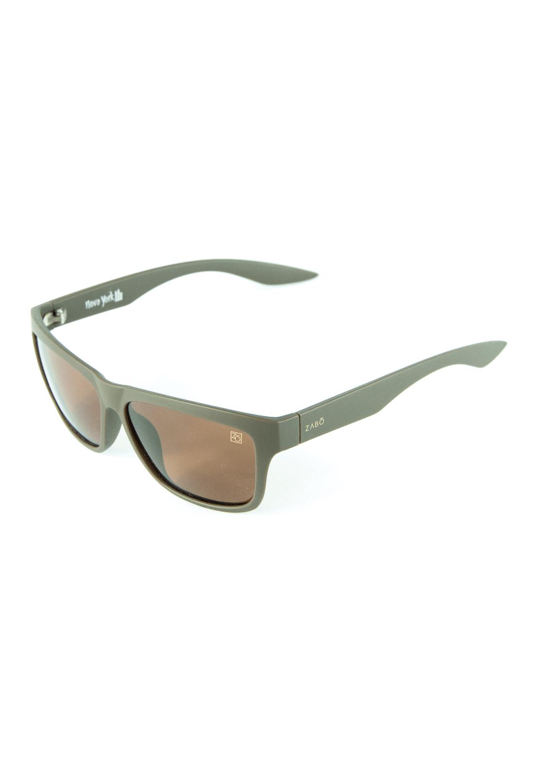 Óculos de Sol Polarizado Zabô Nova York Marrom
