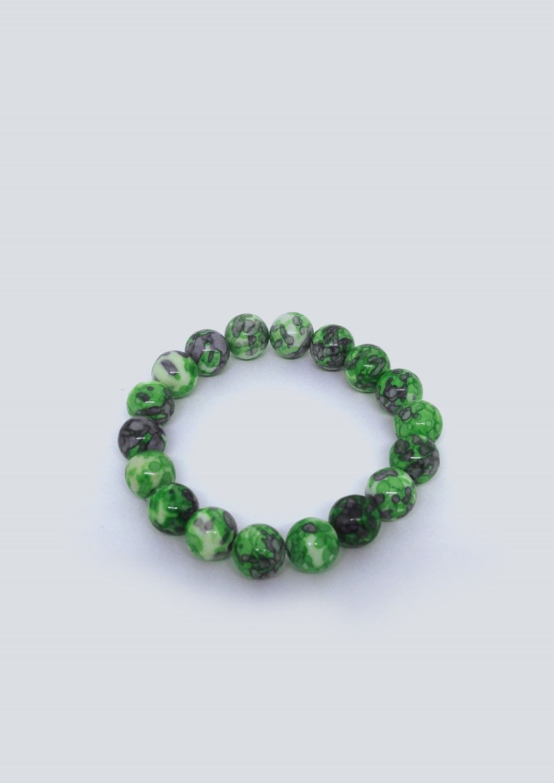 Pulseira Verde de Pedra - FUSS