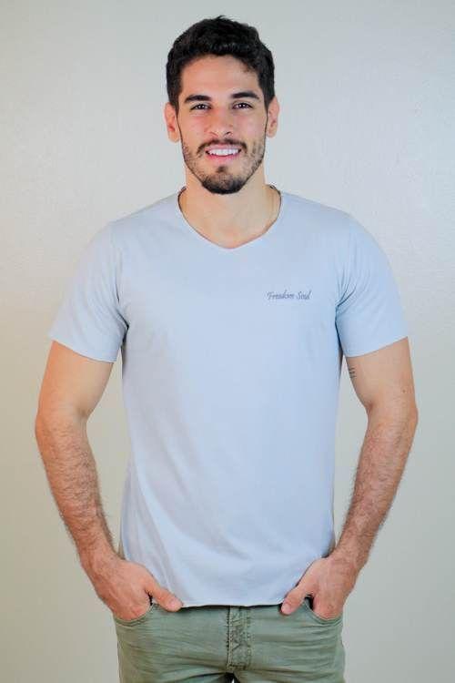 Camiseta Basic (Freedom Soul)