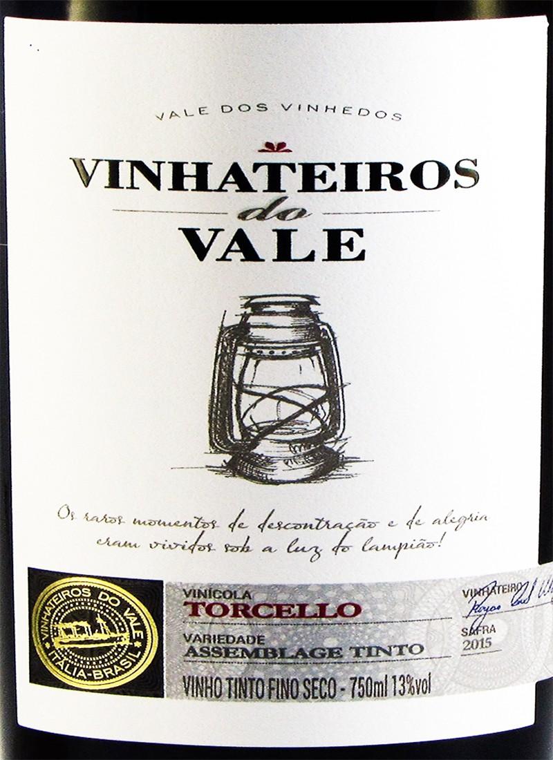Vinho Tinto Seco Fino  ASSEMBLAGE VINHATEIROS DO VALE TORCELLO