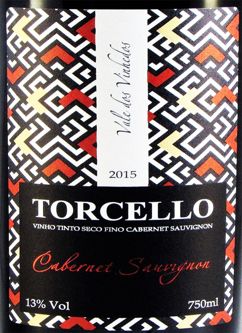 Vinho Tinto Seco Fino CABERNET SAUVIGNON TORCELLO