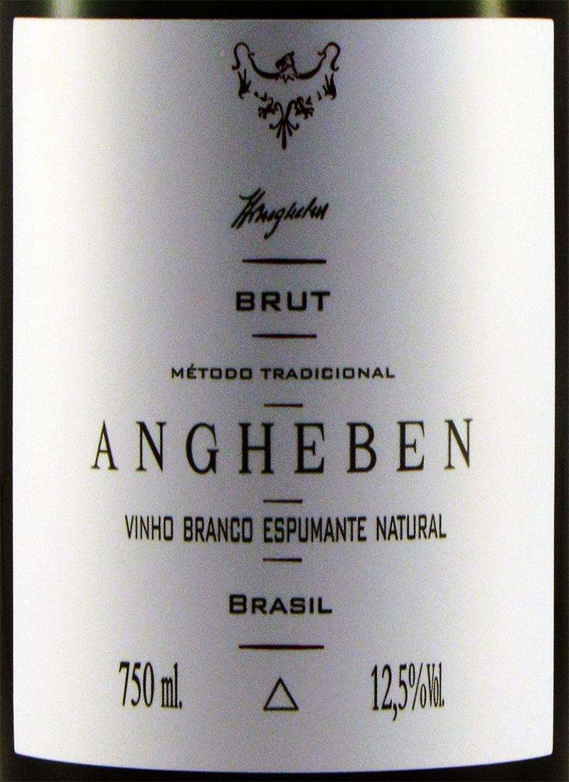 Vinho Espumante Branco Fino BRUT ANGHEBEN