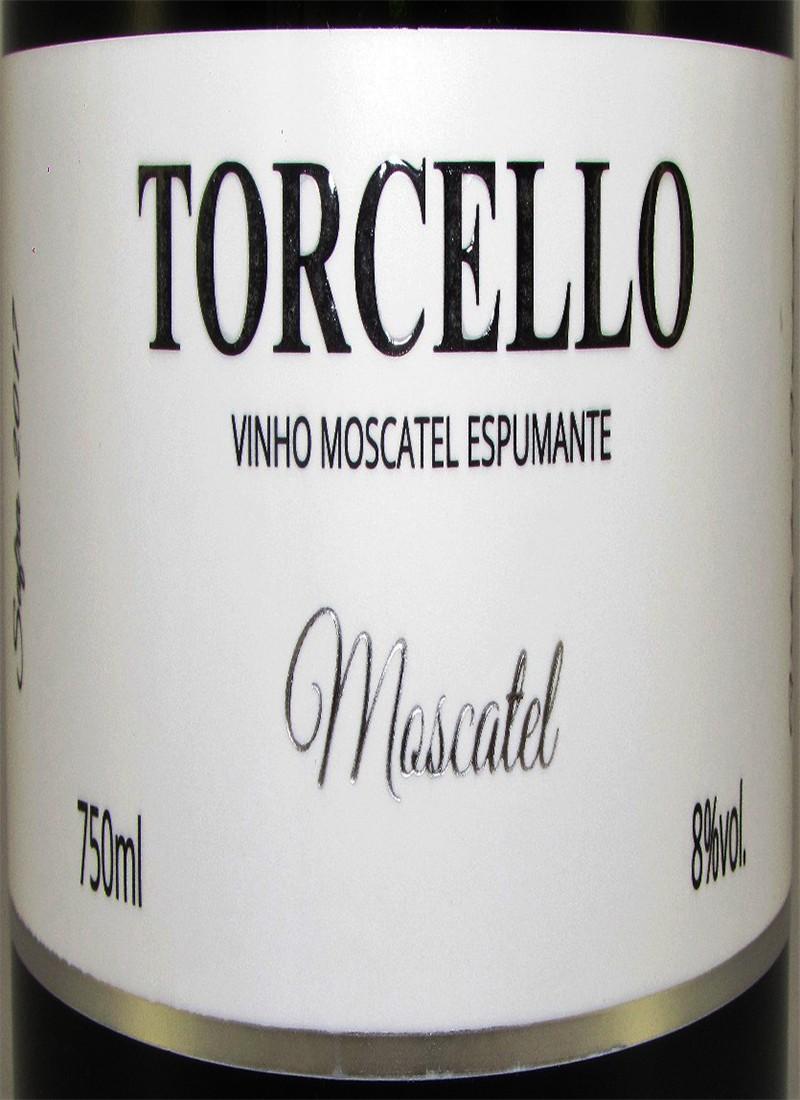 Vinho Espumante Branco MOSCATEL TORCELLO