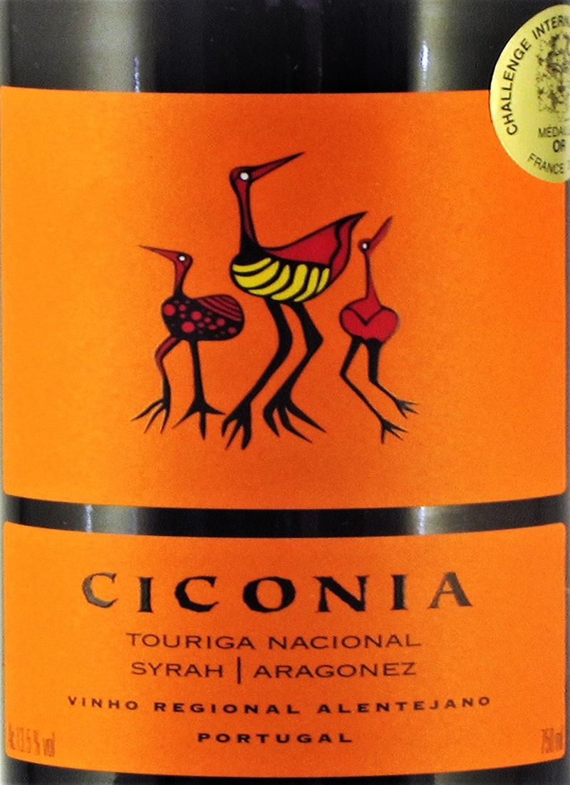 Vinho Tinto Fino SYRAH ARAGONEZ CICONIA