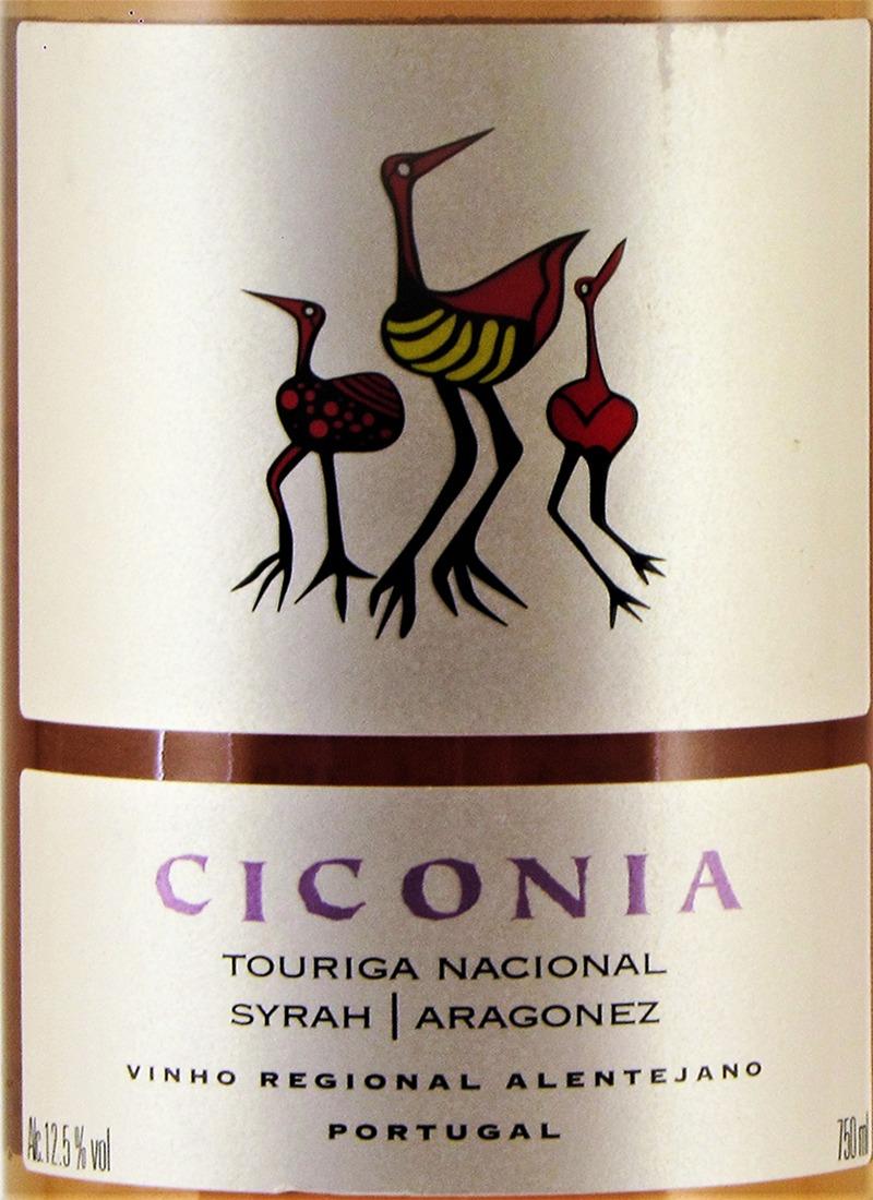 Vinho Rosé Fino TOURIGA NACIONAL CICONIA