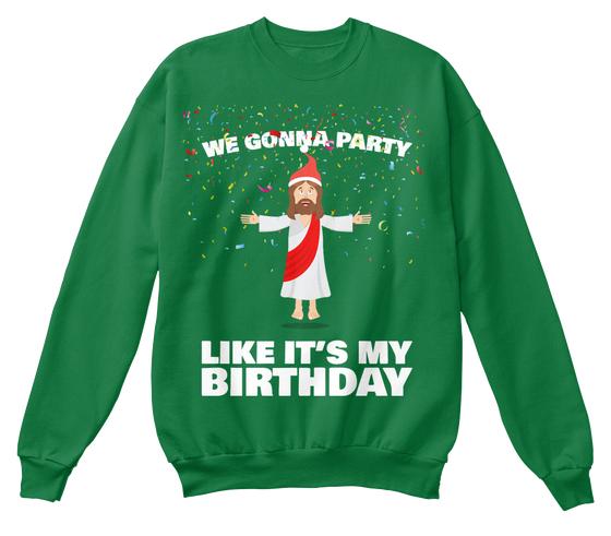 Birthday Jesus