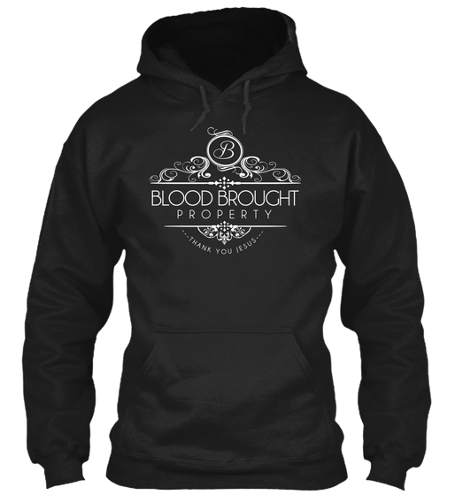 By His Blood Christian Religious T-shirt