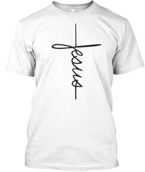 *LIMITED EDITION!* Jesus Cross Design
