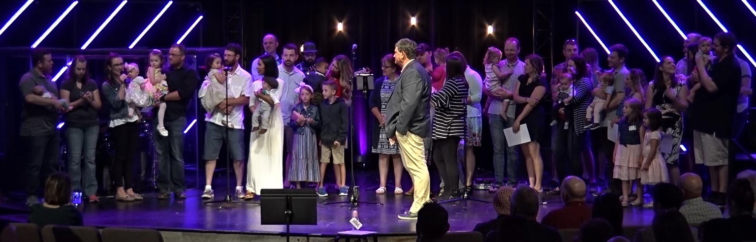 Mother's Day 2019-Baby Dedication