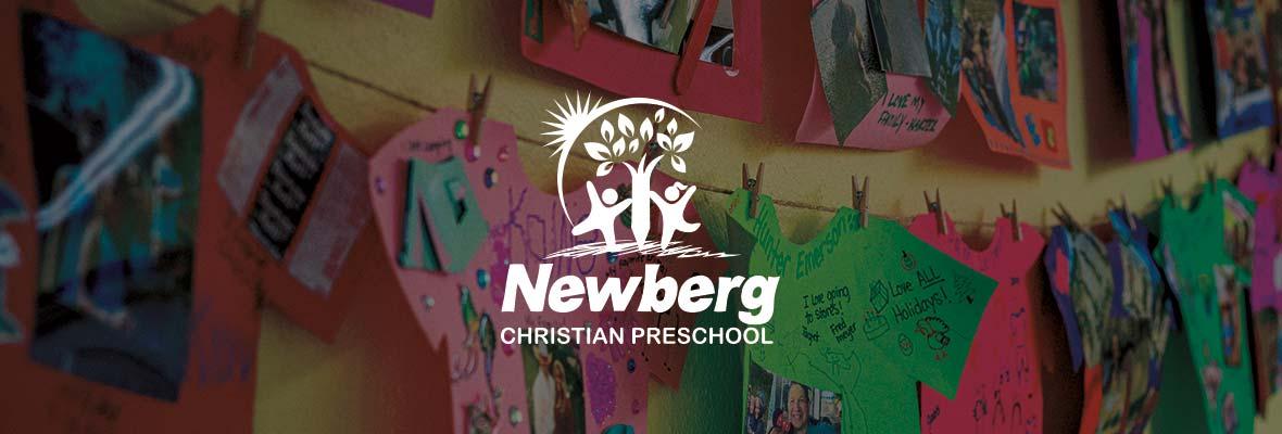 Newberg Christian Preschool - NCC Header Hero Image