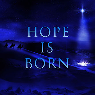 NCC Hope Is Born Christmas Message Series
