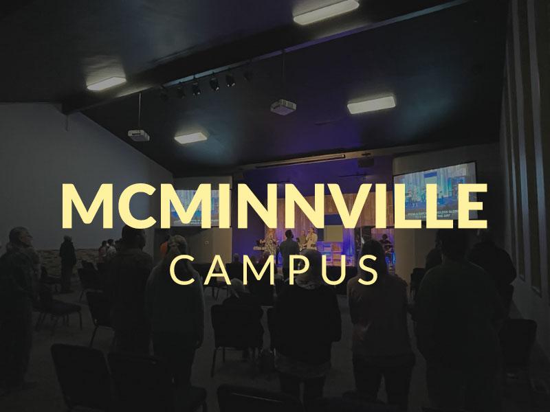 Northwest Christian Church McMinnvilleCampus