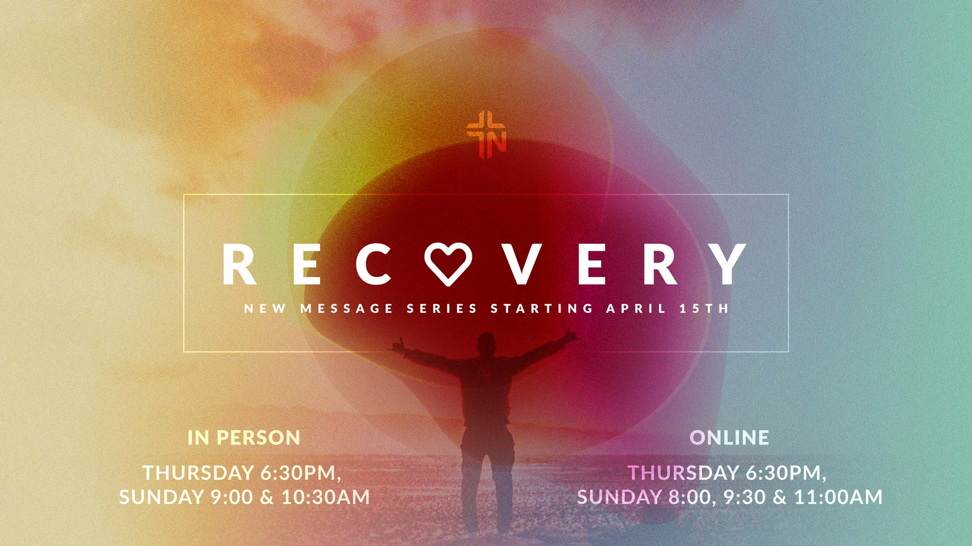 New Sermon Series - Recovery - Starting April 15th