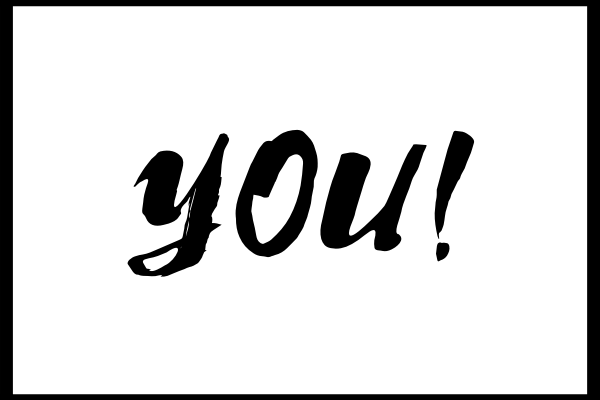 You! 600x400