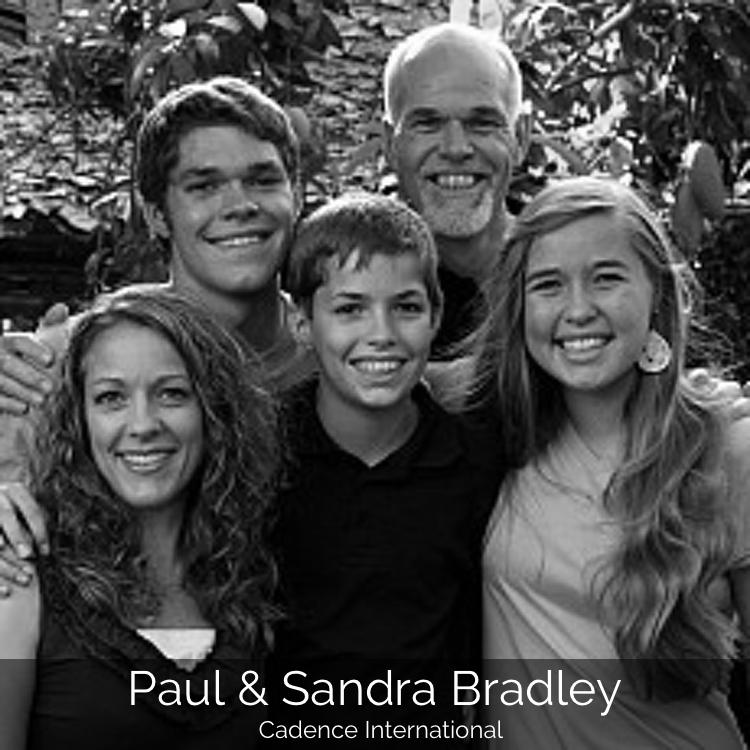 Paul & Sandra Bradley | Cadence International