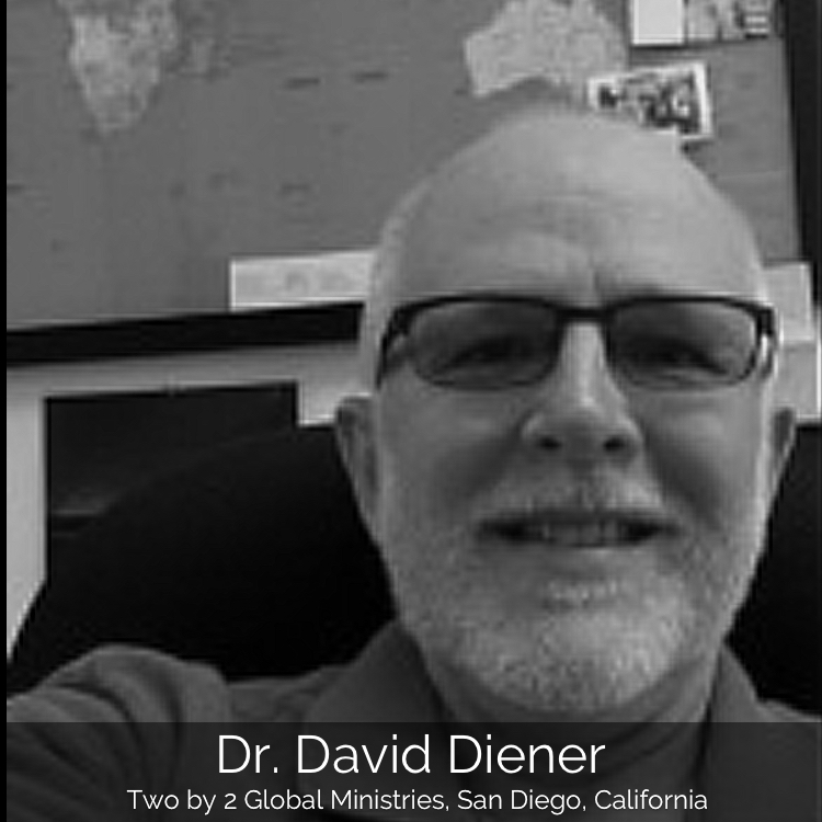 Dr. David Dinner | Two by 2 Ministries