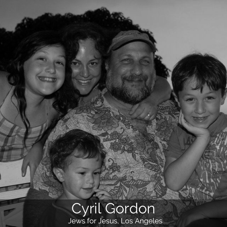 Cyril Gordon | Jews for Jesus