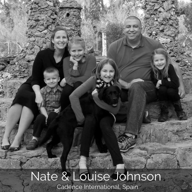 Nate & Louise Johnson | Cadence International, Spain