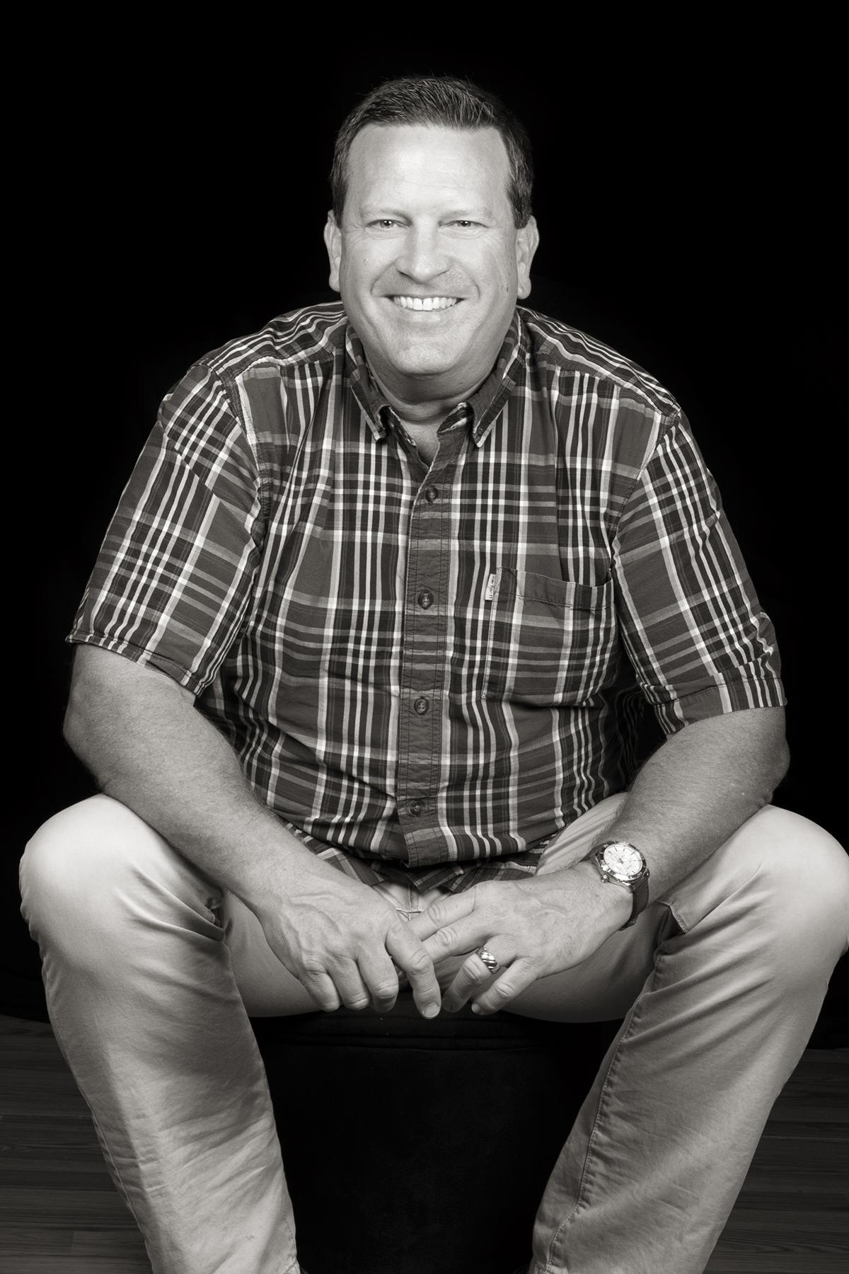 Pastor Bob Sepia