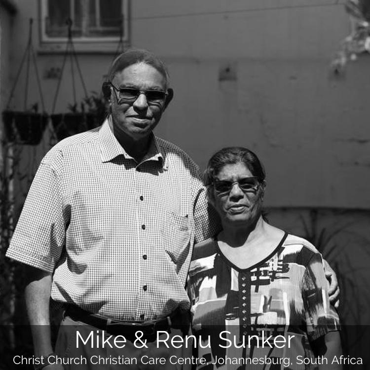 Mike & Renu Sunker | Christ Church Christian Care Centre, South Africa