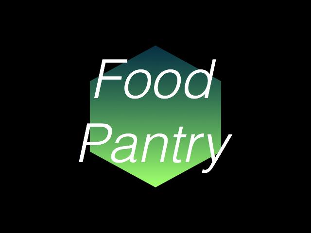 Food Pantry App