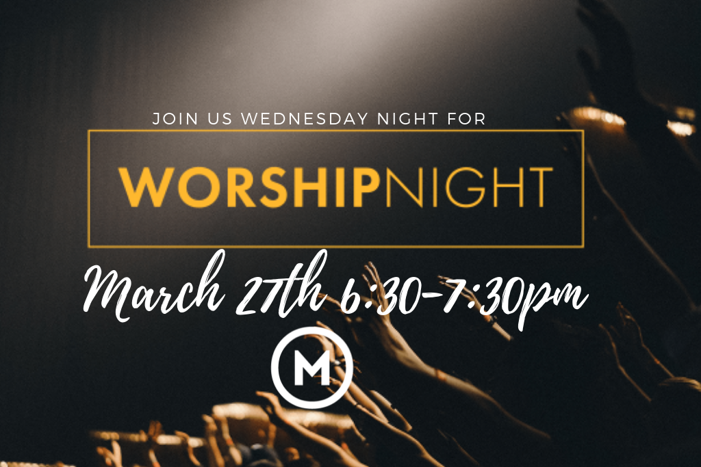 Copy of Worship Night event