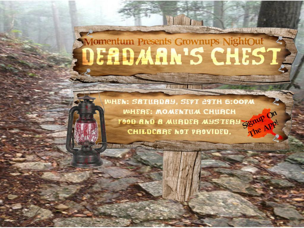 Deadman's Chest planning.center