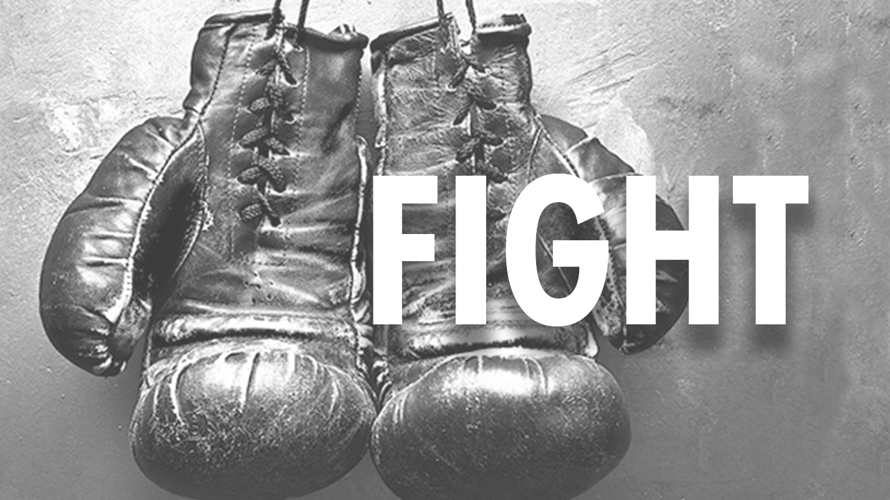 Fight title