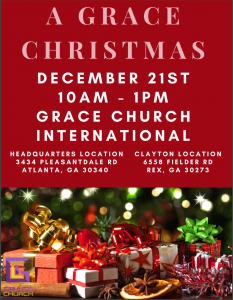 grace christmas