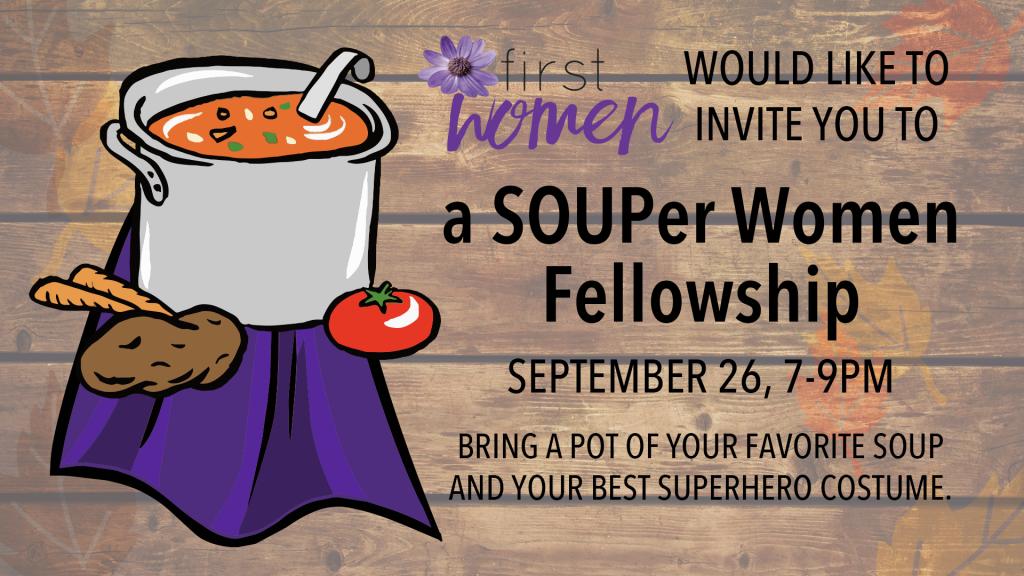 SOUPer Women