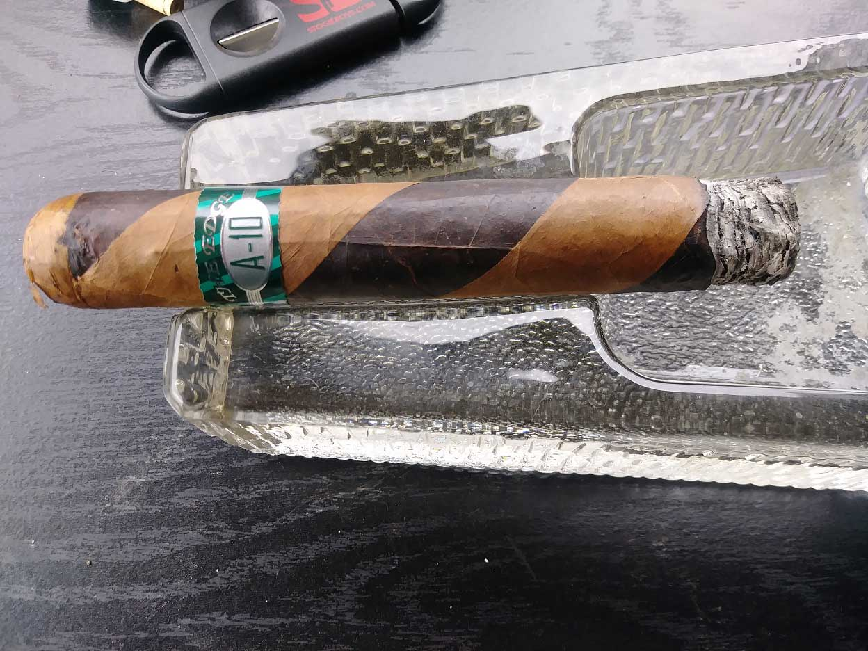 Cigar Review: Rocky Patel Edge A-10 The Sixty