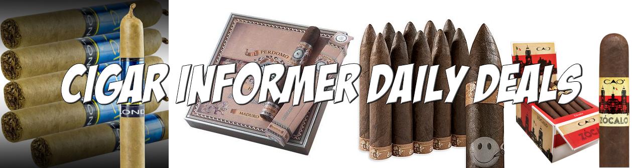 Cigar Deals – 16 August 2018