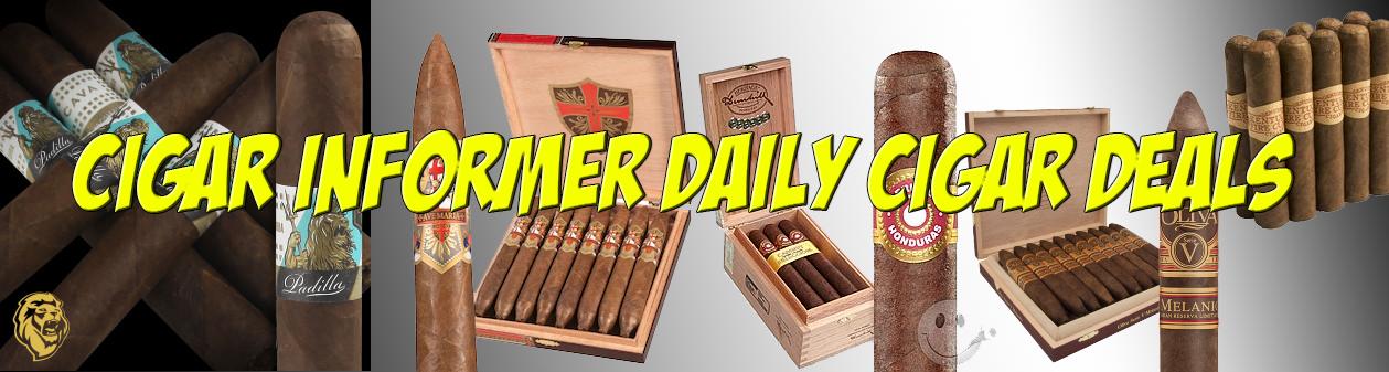 Cigar Deals – 18 August 2018
