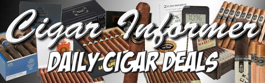 Cigar Deals – 22 October 2018