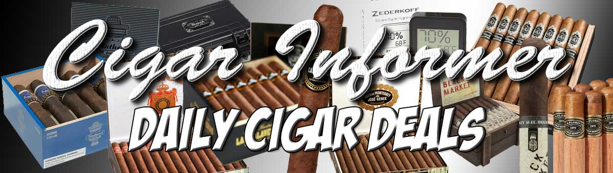 Cigar Deals – 20 August 2018