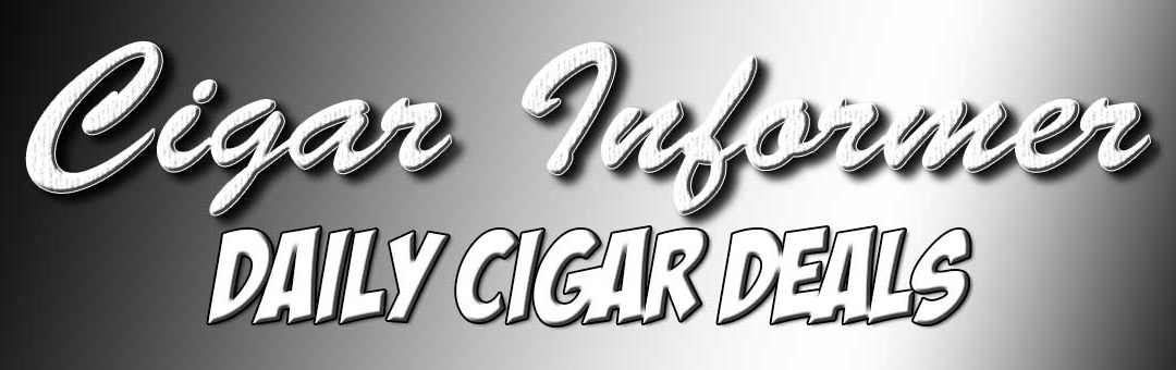 Cigar Deals – 1 September 2018