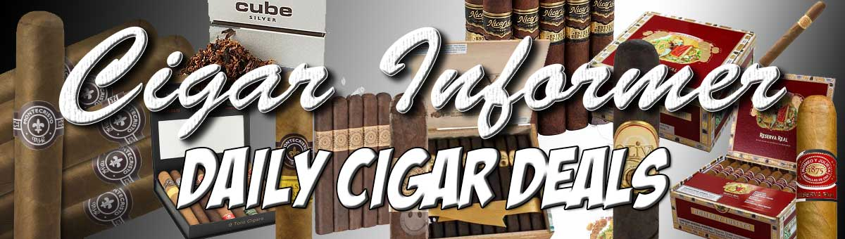 Cigar Deals – 22 August 2018